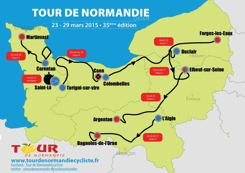 Sports le tour de normandie de retour bagnoles de l orne article le p - Journal basse normandie ...